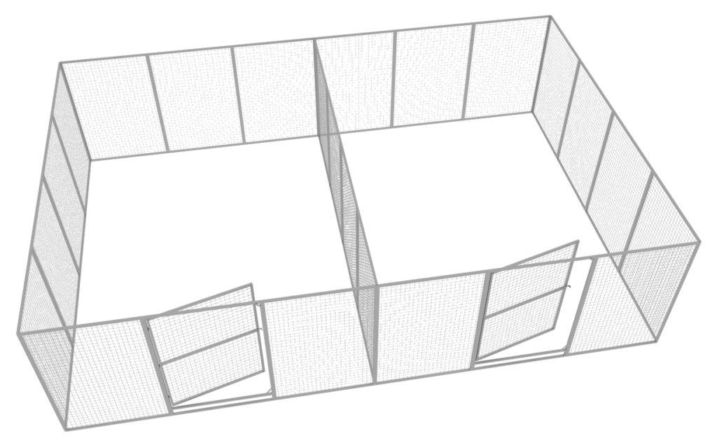 Hundgård 6 (2×17 kvm)
