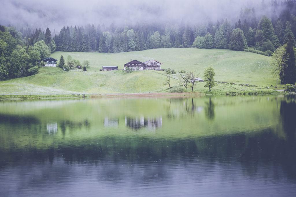 hintersee ramsau berchtesgaden oberbayern